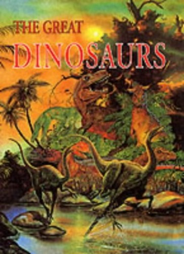 The Great Dinosaurs By Z. V. Spinar