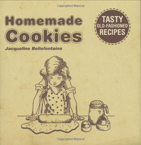 Homemade Cookies By Jacqueline Bellefontaine