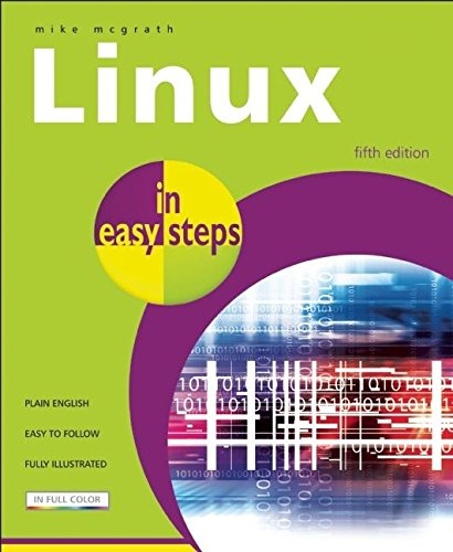 Linux In Easy Steps 5th Edition By Mike McGrath