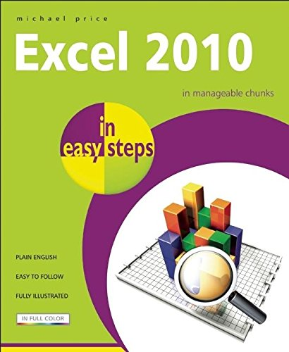 Excel 2010 in Easy Steps by Michael Price