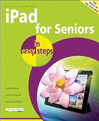 iPad for Seniors in Easy Steps By Nick Vandome