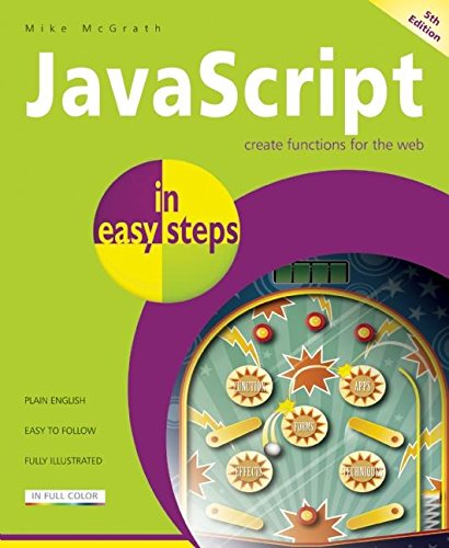 JavaScript In Easy Steps 5th Edition By Mike McGrath