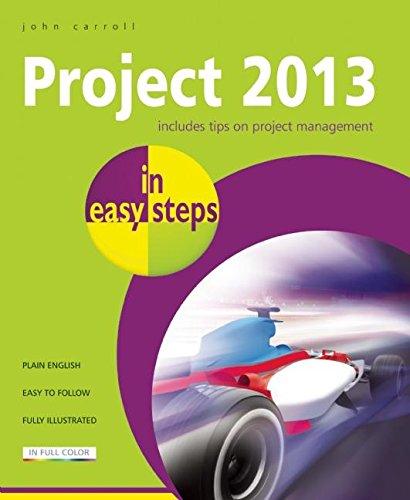 Project 2013 in Easy Steps By John Carroll