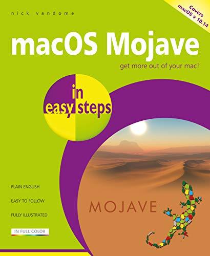macOS Mojave in easy steps By Nick Vandome