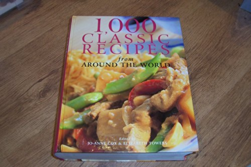 1000 Classic Recipes by Unknown Author