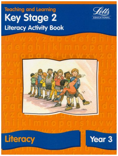 KS2 Literacy Activity Book: Year 3 (Letts Primary Activity Books for Schools): Literacy Textbook - Year 3 (Key Stage 2 Literacy Textbooks)