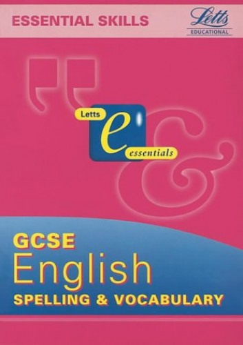 General Certificate of Secondary Education Spelling and Vocabulary Book by Catherine Hilton