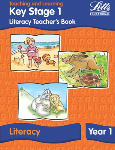 Literacy Teacher's Book Year 1 by
