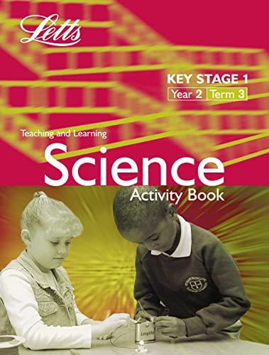 KS1 Science Activity Book Year 2 Term 3