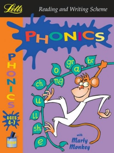 Learn to Read with Phonics By Louis Fidge