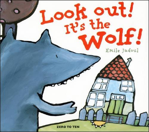 Look Out it's the Wolf! By Emile Jadoul