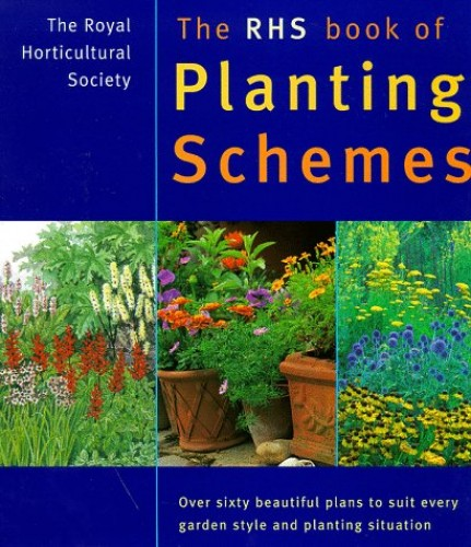 The RHS Book of Planting Recipes By Geoff Stebbings