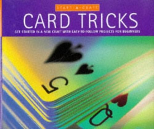 Card Tricks By Eve Devereux
