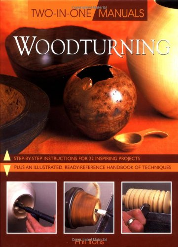 Two in One Woodturning By Phil Irons