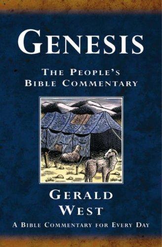 Genesis By Gerald West