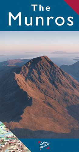 The Munros Map By Wendy Price