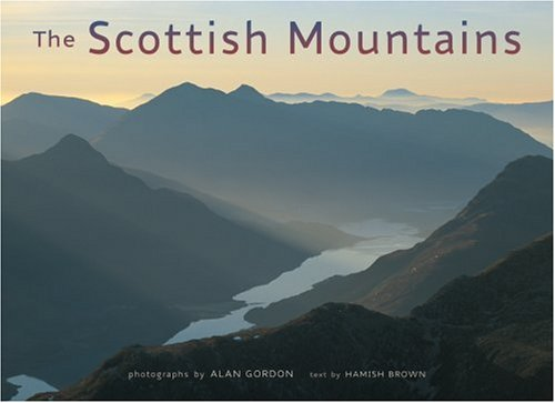 The Scottish Mountains By Hamish M. Brown
