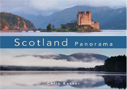 Scotland Panorama By Colin Baxter