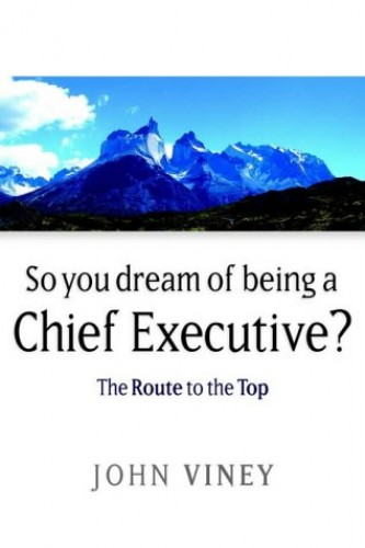 So You Dream of Being a Chief Executive? By John Viney