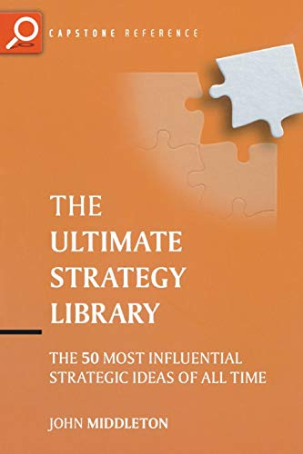 The Ultimate Strategy Library By John Middleton