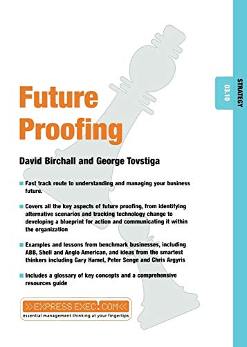 Future Proofing By David Birchall
