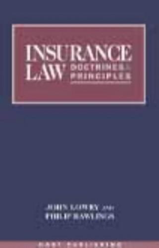 Insurance Law By John Lowry