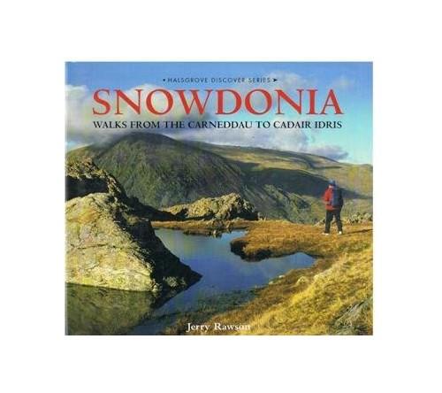 Snowdonia By Jerry Rawson