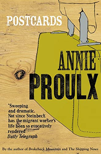 Postcards By Annie Proulx