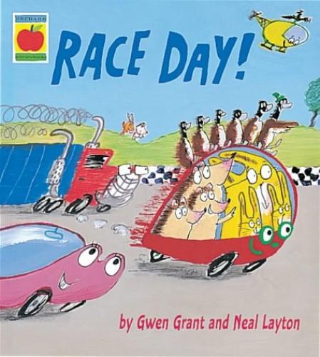 Race Day By David Wojtowycz