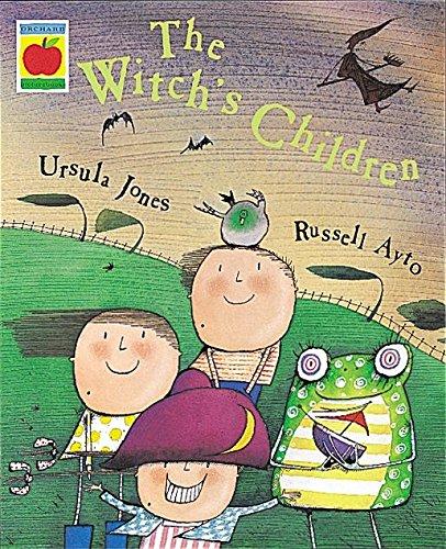 The Witch's Children by Ursula Jones