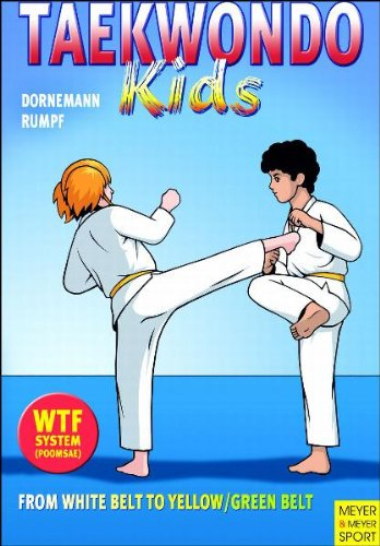 Taekwondo Kids - From White Bell to Yellow/Green Belt By Volker Dornemann