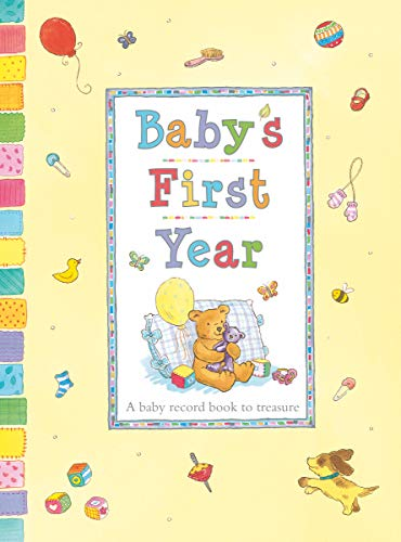 Baby's First Year by Illustrated by Strawberrie Donnelly