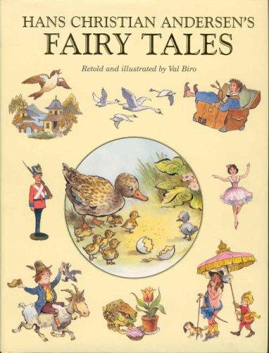 Hans Christian Andersen Fairy Tales By Val Biro