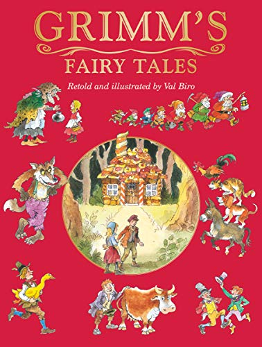 Grimm's Fairy Tales By Val Biro