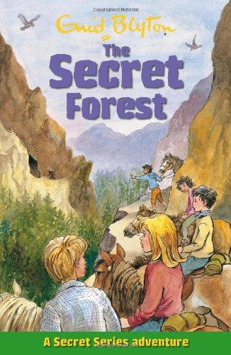 Secret Forest (Secret Series) By Enid Blyton