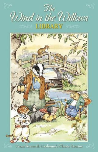 The Wind in the Willows Library By Kenneth Grahame