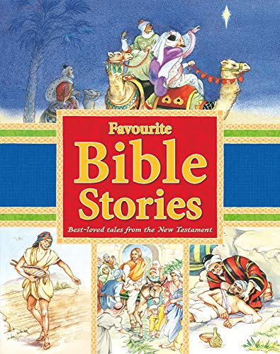 Favourite Bible Stories By Rene Cloke