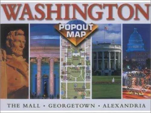 Washington DC By Map Group