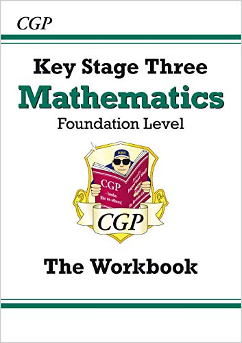 KS3 Maths Workbook - Levels 3-6 by CGP Books