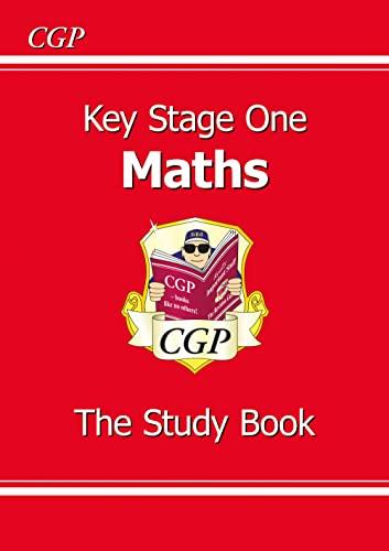 KS1 Maths Study Book By CGP Books