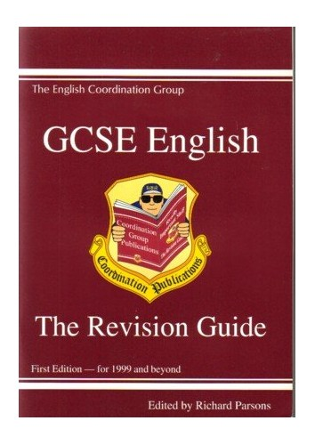 GCSE English Revision Guide - Higher by CGP Books