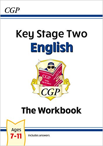 KS2 English SATS Question Book (for tests in 2018 and beyond) (CGP KS2 English SATs) by CGP Books
