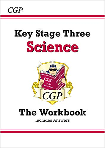 KS3 Science Workbook- Higher (with answers) By Paddy Gannon