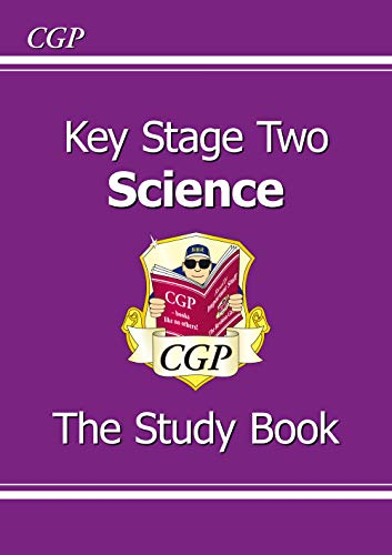 KS2 Science Study Book (CGP KS2 Science) by CGP Books