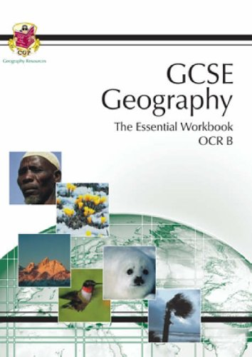 Geography Resources Essential Workbook By CGP Books