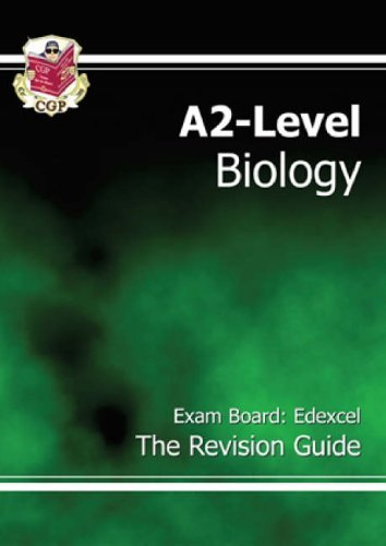A2 Biology Edexcel: Revision Guide by CGP Books