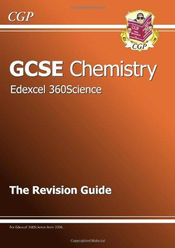 GCSE Chemistry Edexcel Revision Guide By CGP Books