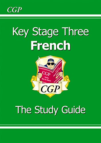 Key stage 3 French Study guide By CGP Books