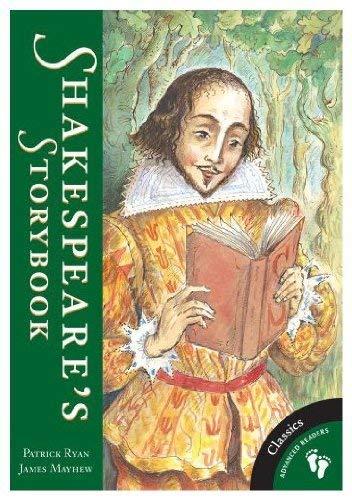 Shakespeare's Storybook By Patrick Ryan