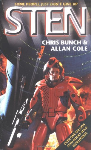 Sten By Allan Cole Used Very Good 9781841490076